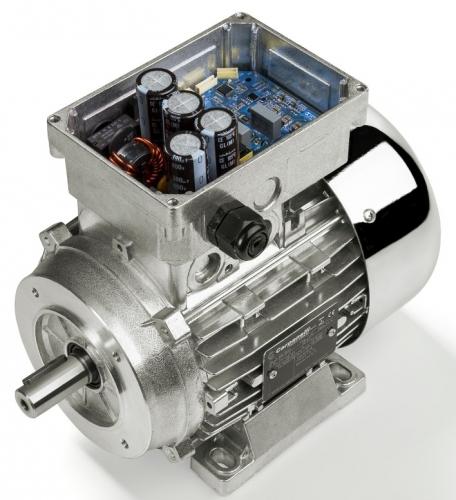 Double arbre sortie moteur inline et gearbox 1:200
